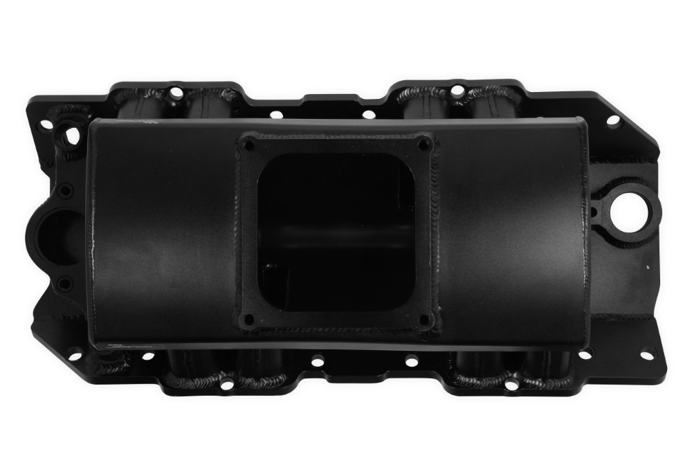 Holley Sniper Intake Manifold BBC Single Plane 1x4500 Black