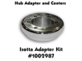 ISOTTA HUB ADAPTER KIT - 1002987