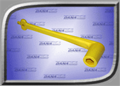Mercruiser Yellow Prop Wrench - PW9-100