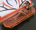 CUSTOM BUILT ALUMINUM EXTREME MARINE SWIM STEP FOR ANY BOAT