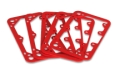 RED NON-STICK FUEL BOWL GASKET