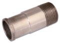 STAINLESS STEEL STRAIGHT FITTING