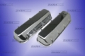 Angle Cut Valve Covers Polished - VC-0010
