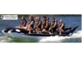 "10 MAN  ""HEAVY DUTY COMMERCIAL"" SIDE BY SIDE WHALE BANANA BOAT"