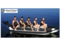 """HEAVY DUTY RECREATIONAL"" 5 MAN WHALE BANANA BOAT"