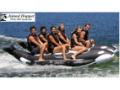 "6 MAN  ""HEAVY DUTY COMMERCIAL"" SIDE BY SIDE WHALE BANANA BOAT"