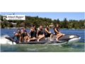 "6 MAN  ""HEAVY DUTY COMMERCIAL"" INLINE WHALE BANANA BOAT"