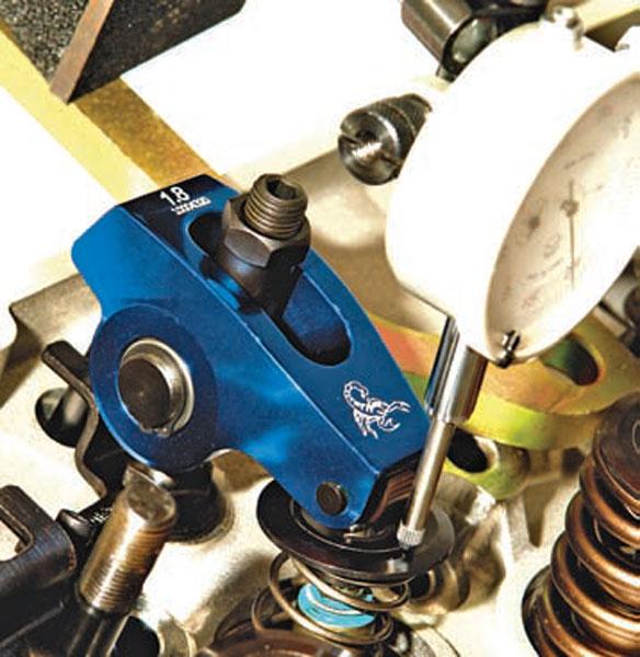 1.5 SBC 23 Dgree AFR Eliminator Head Shaft Mount Blue