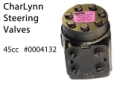 "ZEIGER CHARLYNN ""PUMP ASSIST"" STEERING VALVE 45 cc - 0004132"