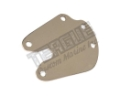 STAINLESS EXHAUST BLOCK OFF PLATE - TCM2562