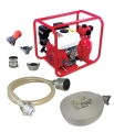 Portable Fire Fighting System - Complete
