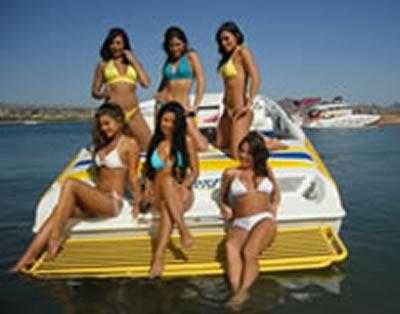 Custom Built Aluminum Extreme Marine Swim Step For Any Boat