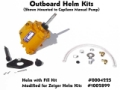 CAPILANO OUTBOARD HELM FILL KIT ONLY - 0006082