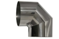 "CORSA Marine Exhaust 90 DEGREE MITER CUT ELBOW WITH 1 1/2"" LEGS - 11900"