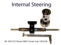 ZEIGER INTERNAL HYDRAULIC STEERING SYSTEM - 1001252
