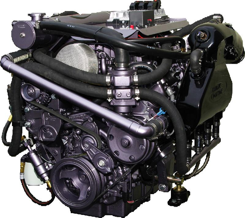 Chevrolet 5 3L VVT DI (L83) V8 Fresh-Water Cooled Kodiak Marine Engine -  340HP