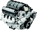 Chevrolet 5.3L VVT DI (L83) V8 Fresh-Water Cooled Kodiak Marine Engine - 340HP - EPA Certified