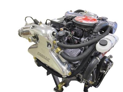 Chevrolet 5.7L Vortec V8 Fresh-Water Cooled Kodiak Marine Engine - 330HP | Chevrolet Marine Engine Diagram |  | West Coast Offshore