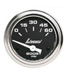 INDUSTRIAL SERIES  ELECTRIC BOOST PRESSURE LIVORSI GAUGE (0-60 PSI) - DCSB60