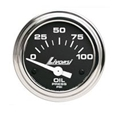 INDUSTRIAL SERIES  ELECTRIC OIL PRESSURE LIVORSI GAUGE (0-100 PSI) - DCSOP