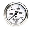INDUSTRIAL SERIES MECHANICAL FUEL PRESSURE LIVORSI  GAUGE (0-100 PSI) - DCSMFP100
