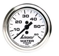 INDUSTRIAL SERIES MECHANICAL WATER PRESSURE LIVORSI GAUGE (0-60 PSI) - DCSMWP60
