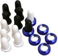 Livorsi Xtreme Toggle Switch Nut & Boot System - XTNB