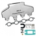 IMCO PowerFlow LS Manifold Kit Polished (Sold in pairs) - 02-8012