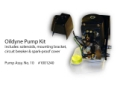 ZEIGER OILDYNE PUMP KIT ASSEMBLY NO. 10 - #1001240