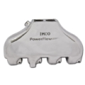 PowerFlow Plus Manifolds Only - Polished (Sold in pairs) - 02-8067