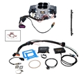 Quick Fuel Injection Base Kit (Polished Aluminum)