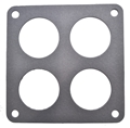 Quick Fuel QFX & 4500 Style 4 Hole Flange Gasket for 1250 CFM