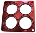 "Quick Fuel Shear Plate Model 4500 Style 2.300"" Bore"