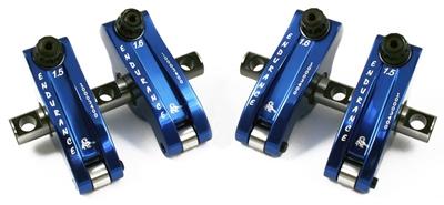 1 6/1 6 SBF Brodix LH 17° Series BP LH F17 Rocker Arms 195/210 - 4517