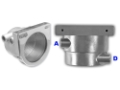 2 Port Sea Strainer (AD)