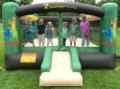 Island Hopper Sports & Hops 5 Sports Recreational Bounce House - SNH