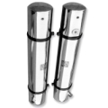 "48"" Stainless Steel Side Gunnel Tanks with Senders - 06-8061"