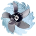 HYDROMOTIVE INTIMIDATOR P5 PLUS PROPELLER
