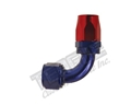 90 DEGREE -12 AN ALUMINUM HOSE END - GDR 1136-9012