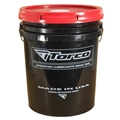 5 GALLON PAIL OF TORCO RTF SYNTHETIC GEAR OIL(STERNDRIVE)
