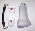 BOB'S MACHINE SHOP BRAVO Nose Cone Kit (89 and Earlier)