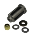 "Flo-Torq II Solid Hub Kit Merc 400HP plus 1 1/4"" (1.25"") shaft - MCM840389K06"