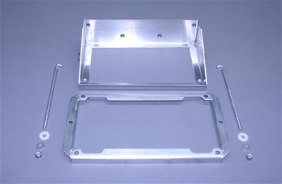 Stainless Steel Marine Battery Boxes