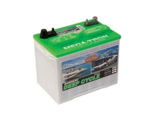 INTERSTATE PERFORMANCE & DEEP CYCLE BATTERIES 600