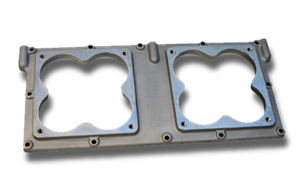 Profiler Dual Carb Tunnel Ram Top Plate – PROF189