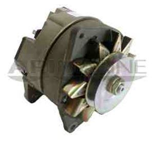 API Marine Alternator 12v 75-Amp Replacement For Lehman / Perkins And Others - 20024