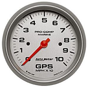 100 MPH Speedometer Electric-GPS, Linear Scale