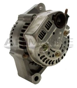 12V 50-AMP SERPENTINE PULLEY ALTERNATOR REPLACEMENT FOR MERCURY #828506 : 20304