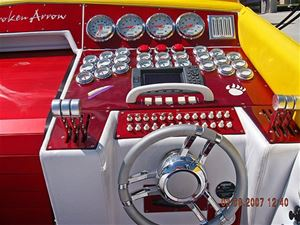 Apache Powerboats Dashboards
