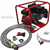 Portable Fire Pump Fire Fighting System - Complete - Briggs & Stratton Engine